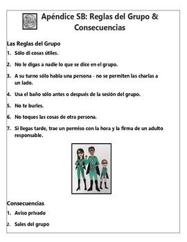 Bilingual Group Counseling Bundle