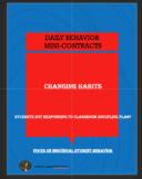 Bilingual Daily Behavior Mini-Contracts