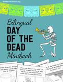 Bilingual Day of the Dead Minibook ~ English / Spanish