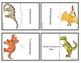 Bilingual Dinosaur Puzzle Cards