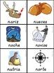 Bilingual Dual Language D'Nealian Silabas con Nn-- na ne ni no nu
