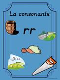 Bilingual Dual Language D'Nealian Silabas con rr-- rra rre