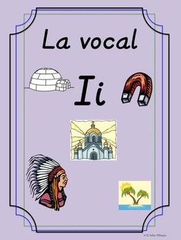 Bilingual Dual Language D'Nealian Vocal Ii