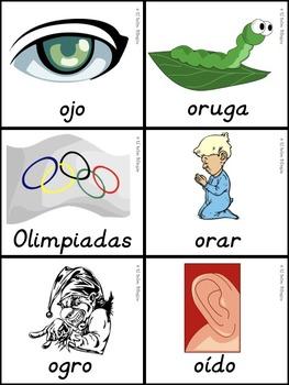 Bilingual Dual Language D'Nealian Vocal Oo