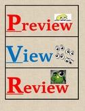 Bilingual & Dual Language - Preview, View, Review *PVR* Cl