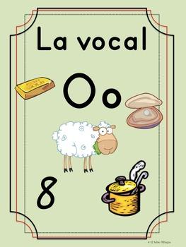 Bilingual Dual Language Print Vocal Oo