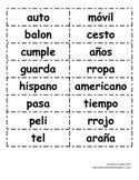 "Bilingual / Dual Language / Spanish Compound Words ""palabr"