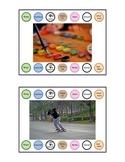 Describing Activity - Pictures with Bilingual EET cues
