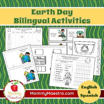 Bilingual Earth Day Activities