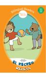 Bilingual Easy Reader Level 1 : Short Stories for Kids