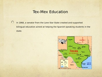 Bilingual Education Information