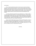 Bilingual End of the Year Letter to Parents