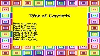 Bilingual - English/Spanish - 3rd Quarter - Word Work Homework - 1st Grade