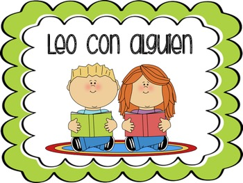 Bilingual English/Spanish Daily Five Posters and Rotation Cards