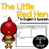 Bilingual Fable: The Little Red Hen in English & Spanish