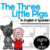 Bilingual Fable: The Three Little Pigs in English & Spanish