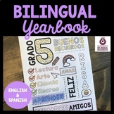 Bilingual Fifth Grade Yearbook