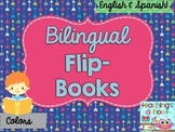 Bilingual Flip Book: Colors