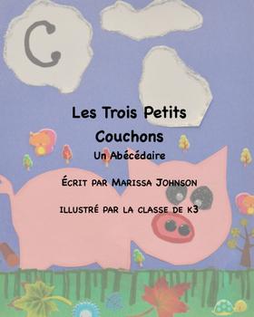 Bilingual French/English ABC/Abécédaire book