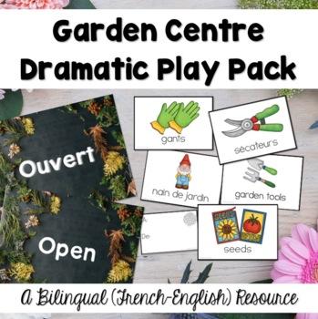 Bilingual (French-English) Garden Centre/Flower Shop Drama