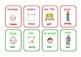 Bilingual French/English  opposites  flashcards .23 pairs