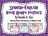 Bilingual Genre Posters (Spanish-English)