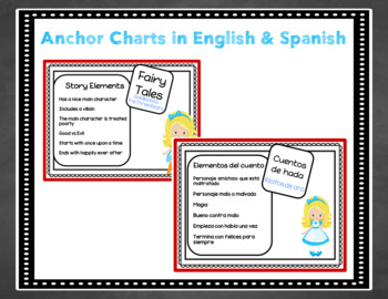 Bilingual Goldilocks and the Three Bears