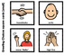 Bilingual Greeting Choices Visual Aids