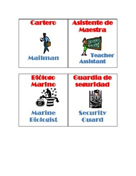 Bilingual Helpers