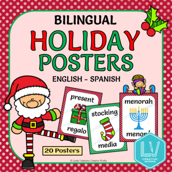 Bilingual Holiday Posters