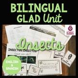 Bilingual Insect GLAD Unit