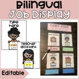 Job Display | English & Spanish