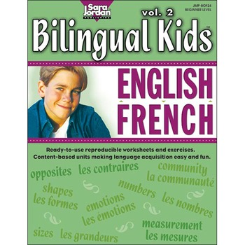 Bilingual Kids: English-French, vol. 2