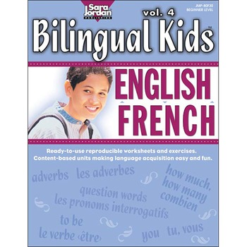 Bilingual Kids: English-French, vol. 4