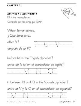 Bilingual Kids: English-Spanish, Beginners