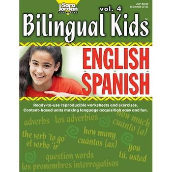 Bilingual Kids: English-Spanish, vol. 4