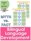Bilingual Language Development - Myth VS. Fact