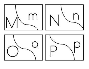 Bilingual Letter Puzzles