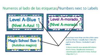 Bilingual Library System-Bilingual Classrooms