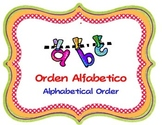 Bilingual Literacy Centers Labels