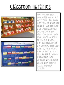 Bilingual Literary Genres Common Core Aligned Packet - in English and Spanish