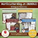 Bilingual Martin Luther King, Jr. Activities BUNDLE