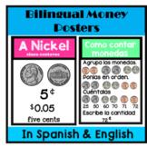 Bilingual Money Posters