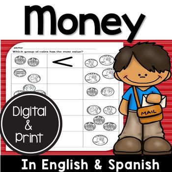 Bilingual Money Unit