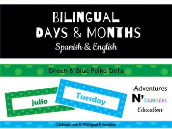 Bilingual Months and Days