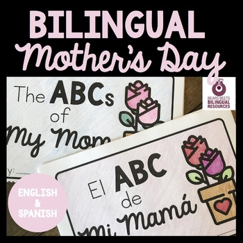 Bilingual Mother's Day Book Project