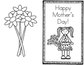 Bilingual Mother's Day Card / Feliz Día de la  Madre Card