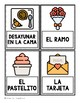 Bilingual Mother's Day Word Cards