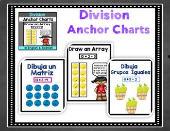Bilingual Multiplication and Division Bundle