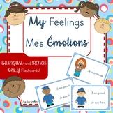 My Feelings - Mes Émotions FLASHCARDS (Bilingual English &